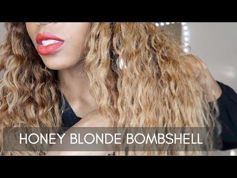 Ash Blonde FAIL to Honey Blonde BOMBSHELL | Beauty Forever Hair