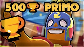 Download El Primo is INSANELY DECENT in Brawl Ball - 500 Trophies | Brawl Stars 🍊 Video