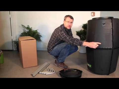Short Spin Bin video on How to Assemble