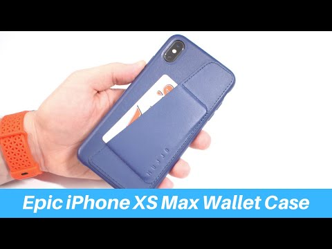 The Perfect iPhone Wallet Case? Mujjo Full Leather Wallet Case Review
