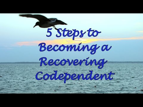 5 Steps to Recovery from Codependency