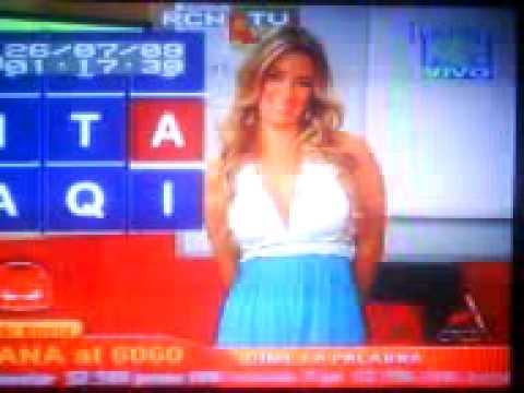 Xxx Mp4 La Bella Presentadora Marion Zapata En Ganamas Rcn 3gp Sex