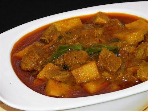 Soyachunks masala curry