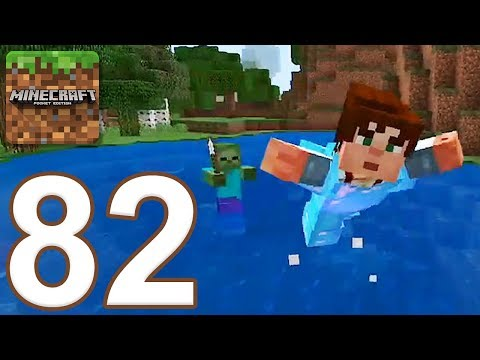 Minecraft: Pocket Edition - Gameplay Walkthrough Part 82 - Survival (iOS, Android)