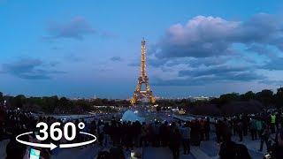 Paris 360° Experience   Escape Now