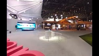 sony at CES 2018 | A 360 Degree View of the Sony Booth