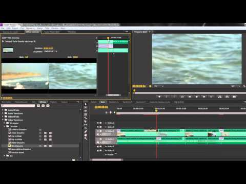 Premiere Pro CS6 Techniques: 31: Applying Transitions