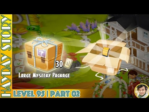 30 Cards To Get 3 Gold Vouchers And Enlarge One More Land in Hay Day Level 95 | Part 02