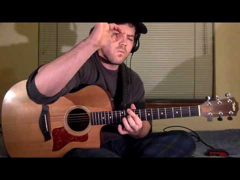 The Best Is Yet To Come - Metal Gear Solid (Fingerstyle Cover) Daniel James Guitar