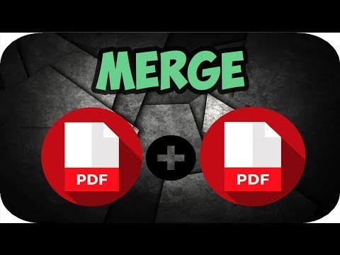 How to Merge Pdf Files into One With Adobe Reader