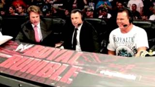 WWE 2016 London Raw Vince McMahon Mad at Michael Cole Does not mention John Cena WWE2k
