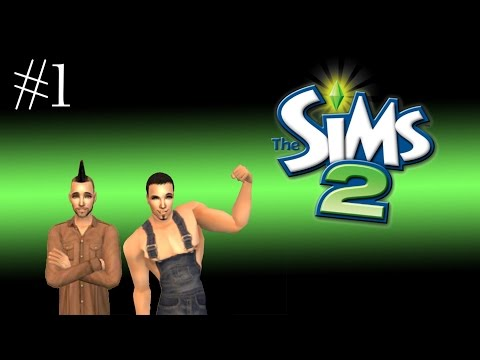 Let's Play: The Sims 2 - (Part 1) - Meet the Crew!