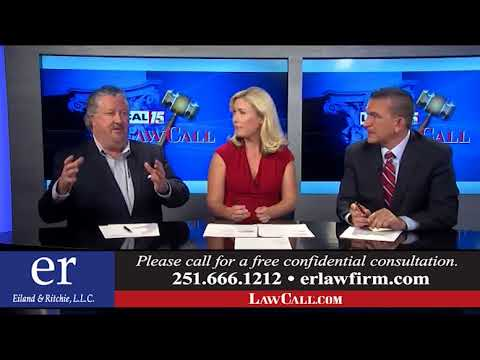 8/13/2017 - Student Loans & Child Support - Mobile, AL - LawCall - Legal Videos