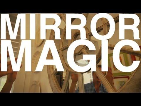 Mirror Magic | The Garden Home Challenge With P. Allen Smith