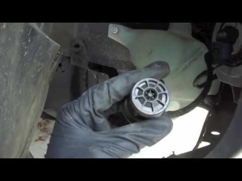 Windshield Wiper Fluid Pump Repair