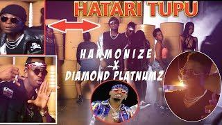 Mambo 6 Ya Ajabu:Harmonize ft Diamond Platnumz-KWANGWARU(Official Video)