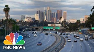 Los Angeles County Gives Coronavirus Update | NBC News (Live Stream)