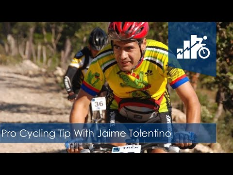 Jaime Tolentino   -  Pro Cycling Tip On Cramps