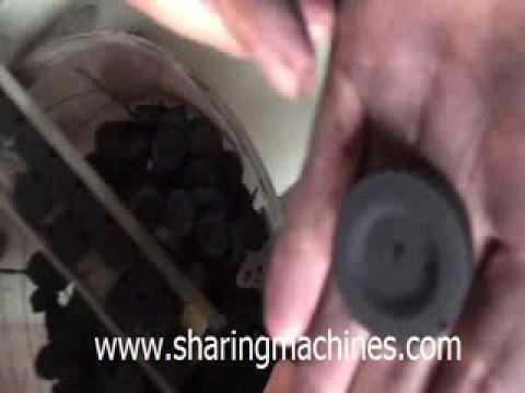 2016 china best Saudi Arabia shisha hookah coal briquette making machine
