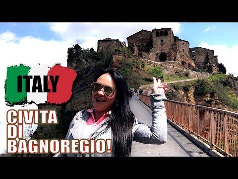 Civita di Bagnoregio Italy - My Favorite Place EVER!
