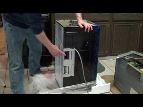 Over the Range Microwave Installation - GE Microwave