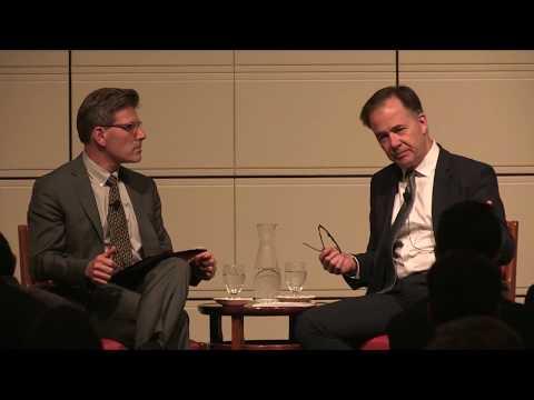 Combatting Corruption—An IMF Perspective, Sean Hagan P'20