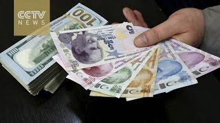 Turkish citizens rush to exchange US dollars for Lira