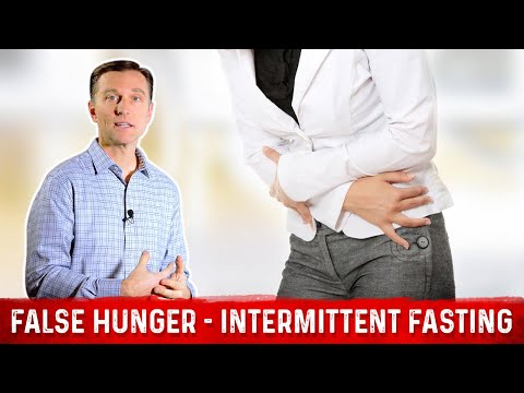 False Hunger Pangs When Doing Intermittent Fasting