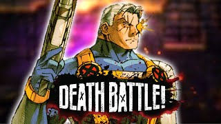Cable Bodyslides into DEATH BATTLE!
