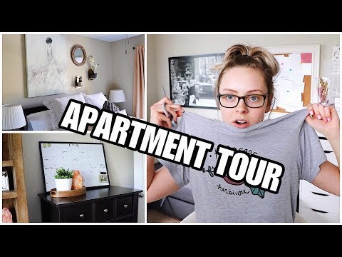 UPDATED APARTMENT TOUR & LIFE UPDATE