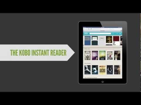 Kobo Instant Reader
