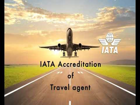 IATA RECOGNITION OF TRAVEL AGENT