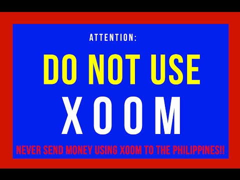 Send Money to Foreign Countries - DO Not Use XOOM To Send Money China