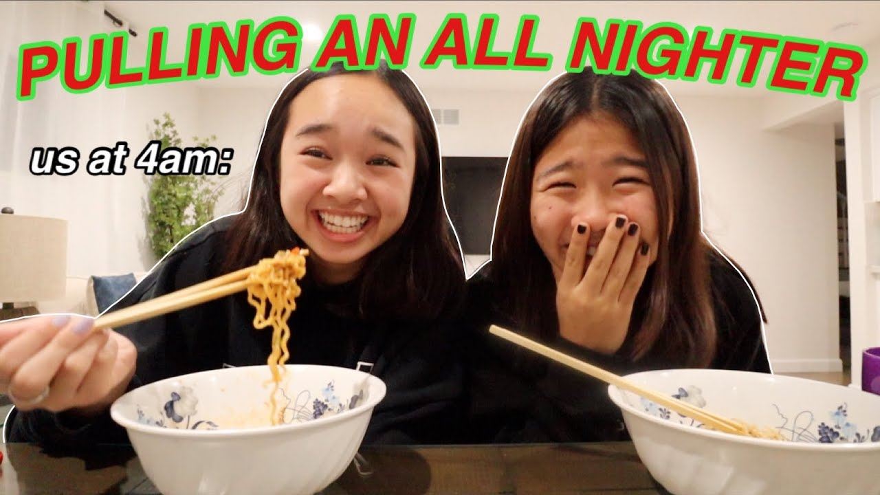 PULLING AN ALL NIGHTER WITH MY BEST FRIEND! Vlogmas Day 22 | Nicole Laeno