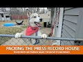 PACKING UP THE PRESS RECORD HOUSE | Thor helps his friends move to Michigan