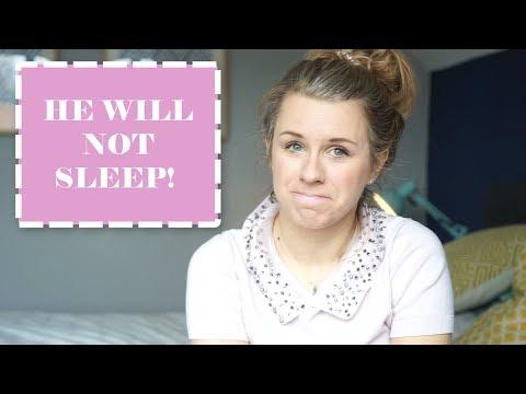 MY TODDLER WILL NOT SLEEP | SLEEP TRAINING