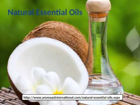 Essential Oils Online in India @ Aromaaz International