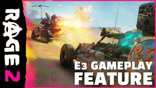 RAGE 2 – Official E3 Gameplay Feature