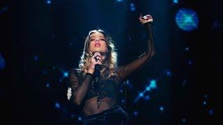 Hanna Ferm sjunger Crazy i Idol 2017