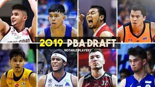 Mga Susunod Na Mag Papa-Draft? sa PBA, Grabe Anlalakas Nito!   2019 PBA Draft (unranked)