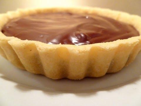 Chocolate Ganache Tart Cook-Along Video Part 3