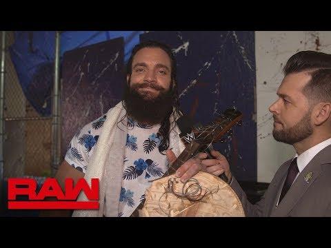 "Elias wishes Seth Rollins a ""Happy Birthday"": Raw Exclusive, May 28, 2018"