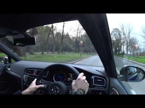 2016 volkswagen VW Golf R DSG adaptive cruise control (ACC)