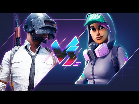 Fortnite Vs. PUBG: Which Is The Best Battle Royale Game? | Versus