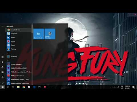 Create Google Chrome Shortcut to Desktop on Windows 10