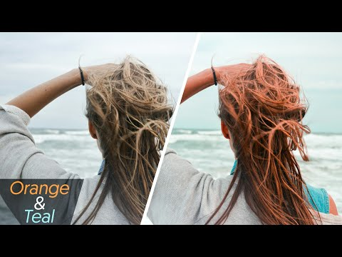 How To Get The Orange & Teal Look In Your Photos On Android