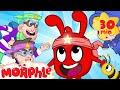 Ninja Morphle My Magic Pet Morphle Cartoons For Kids Morphle TV BRAND NEW