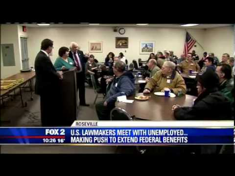 Rep. Peters Meets with Residents to Discuss Emergency Unemployment Insurance Benefits
