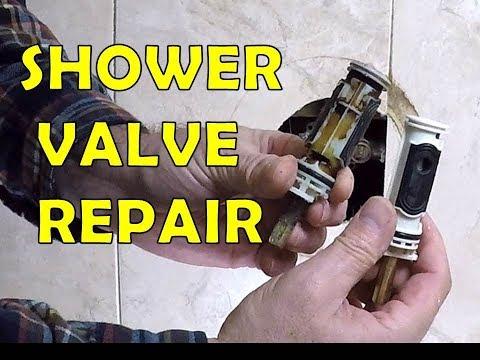 Moen Kohler Shower Cartridge Repair
