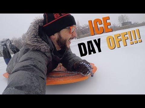 VIVA FREI'S ICE DAY OFF!!!